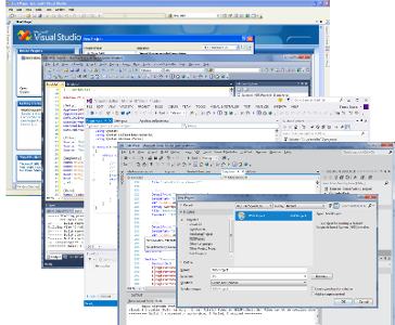 All Visual Studio IDEs