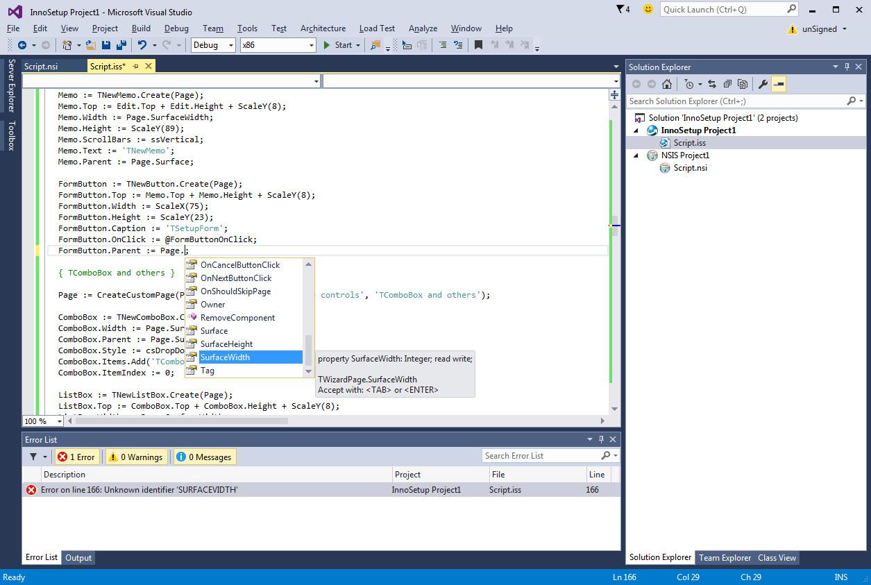004 Пример разработки простейшего приложения типа Windows Forms 38