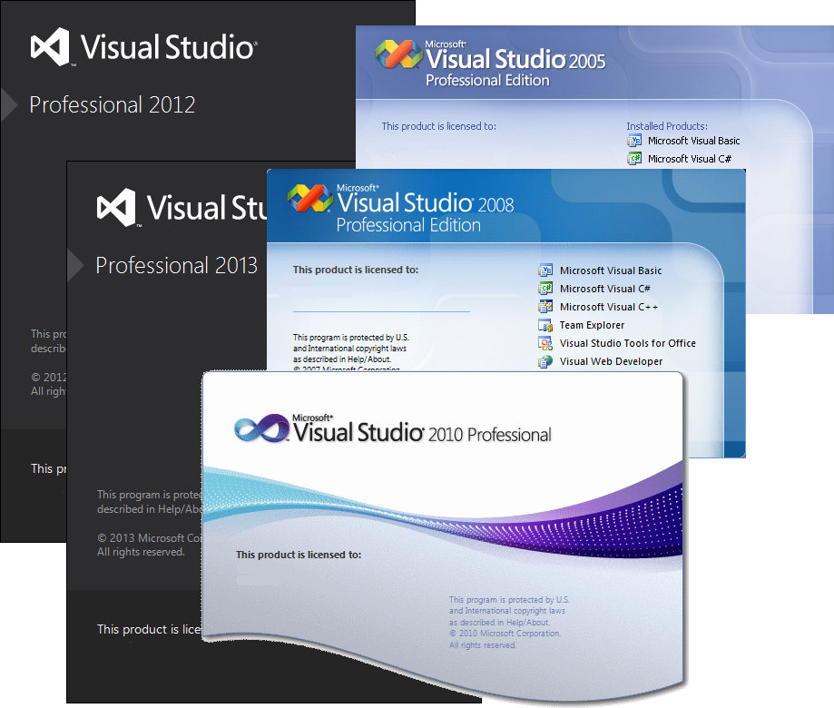 Visual & Installer - Features