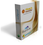 Visual Installer box